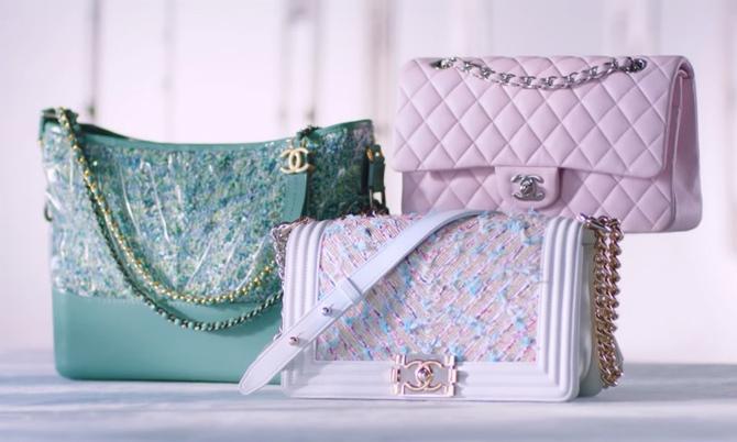 Quá trình thực hiện 3 mẫu túi hot của Chanel