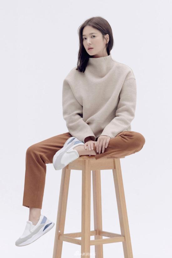 Song Hye Kyo kín cổng cao tường