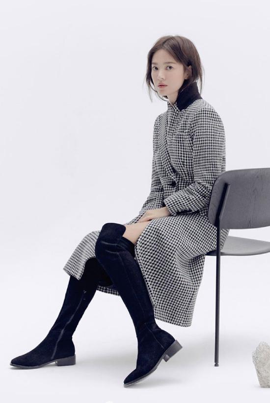 Song Hye Kyo kín cổng cao tường - 9
