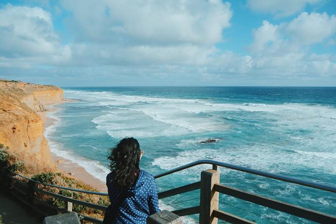 Du lịch Australia tự túc 10 ngày chỉ hơn 30 triệu đồng. Ảnh: Nguyên Chi