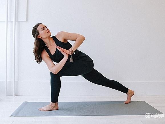 Lợi ích cơ thể nhận được khi chăm tập yoga