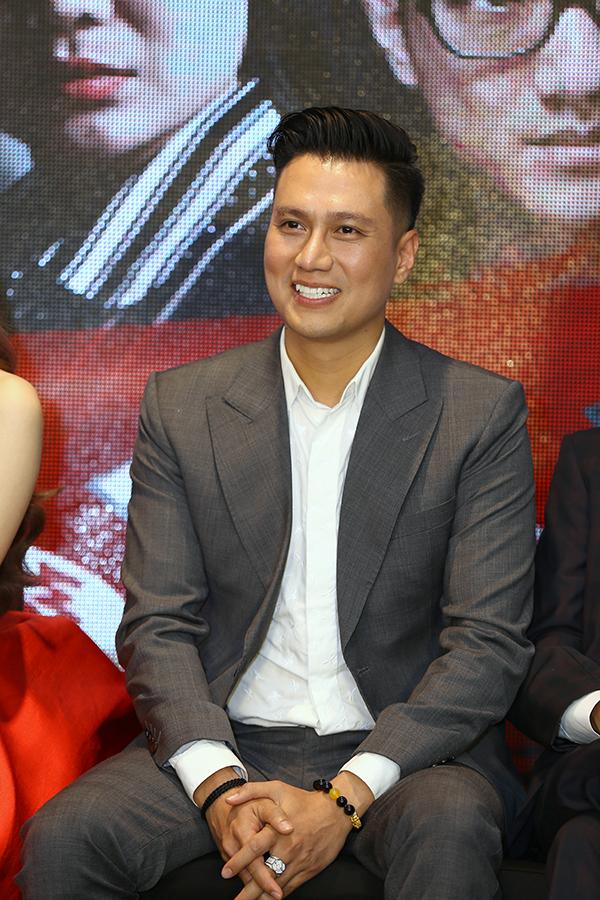 Diễn viên Việt Anh. Ảnh: VFC