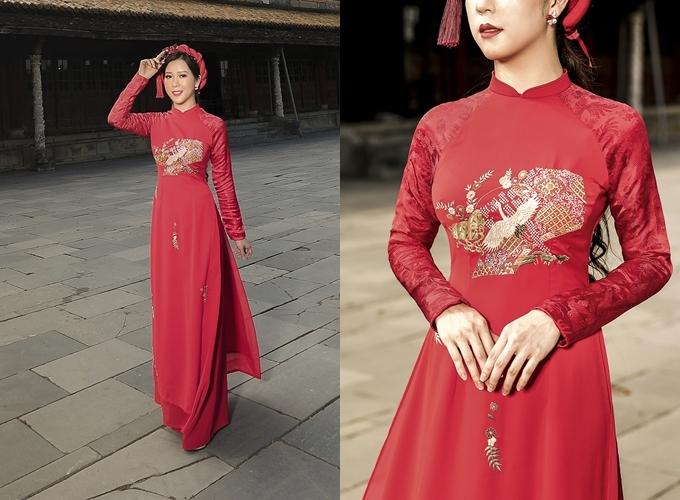 Trang phục: Quyên Nguyễn Bridal