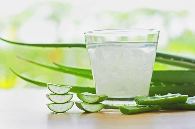 Nước lô hội Nước lô hội giàu chất chống oxy hóa, hỗ trợ thải độc ruột, bổ sung nước cho cơ thể và giúp da sáng mịn hơn.