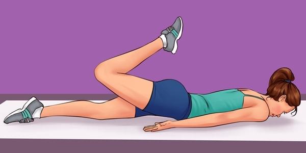 5 động tác giúp bạn tự kiểm tra sức khỏe tại nhà - 2