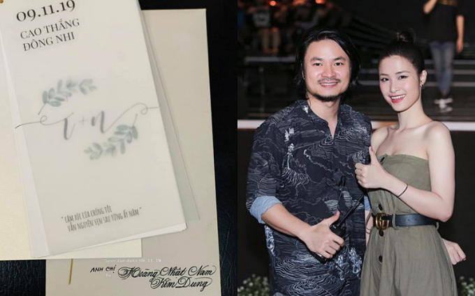Những nghệ sĩ lỡ hẹn đám cưới của Đông Nhi - Ông Cao Thắng - 4