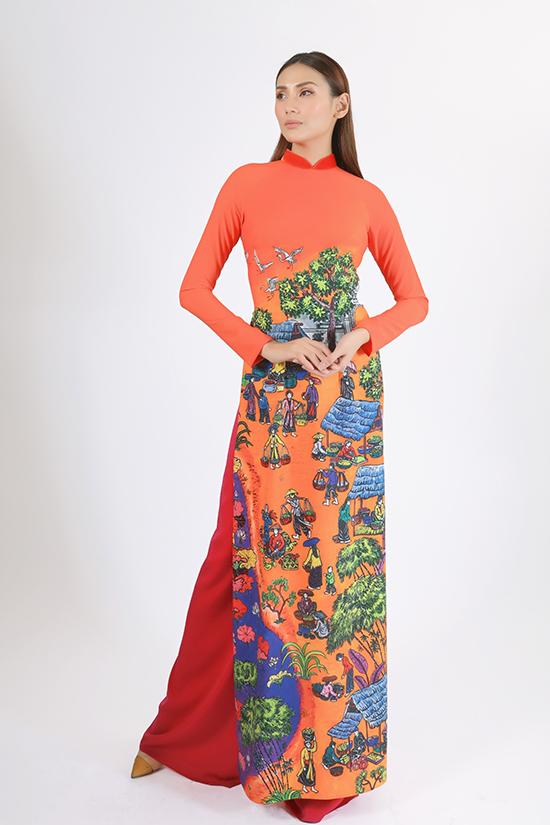 Bộ ảnh được thực hiện với sự hỗ trợ của nhiếp ảnh , trang phục Thuận Việt.