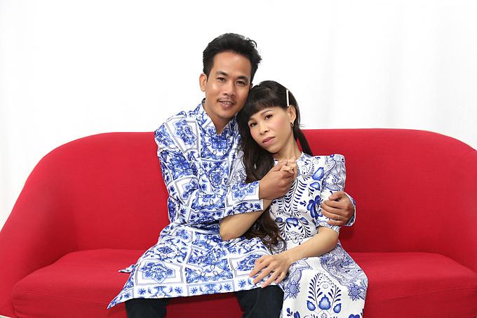 Văn Lộc và Nguyễn Nhi đã vượt qua nhiều khó khăn trước khi về chung một nhà.