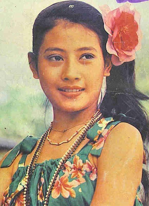 Cựu diễn viên Yuvadhida Polpraserth khi chưa giải nghệ. Ảnh: SCMP.