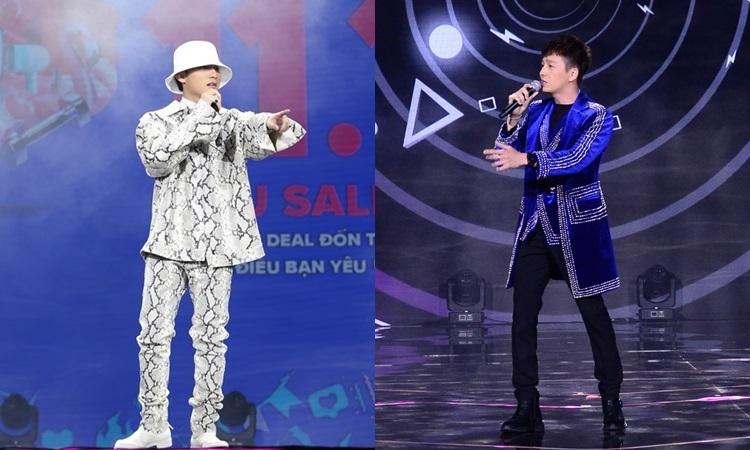 Hơn 150.000 người xem livestream biểu diễn của Sơn Tùng, Ngô Kiến Huy