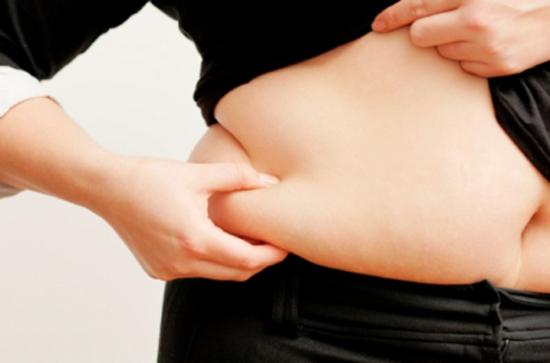 Thừa cân là mối lo của nhiều chị em.