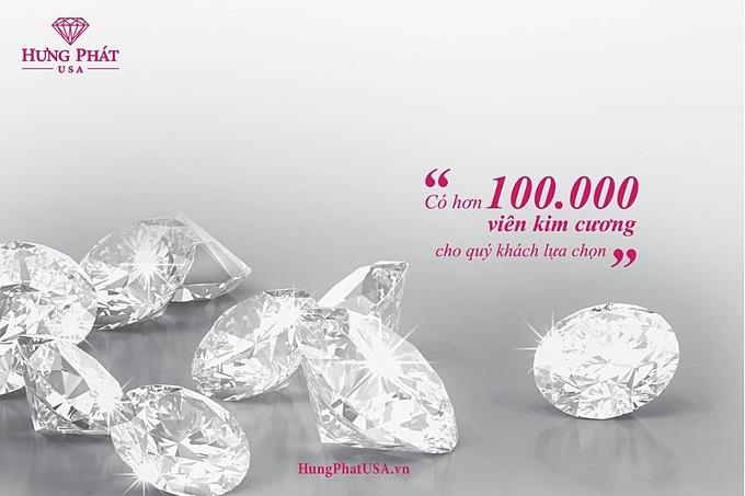 Hưng Phát USA thế giới của hơn 100.000 viên kim cương.