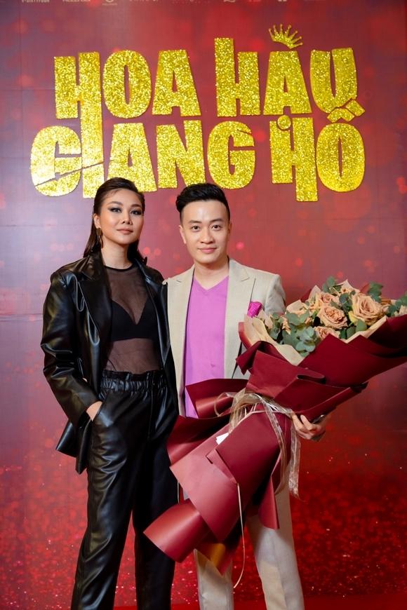 Thanh Hằng và Lương Mạnh Hải từng đóng chung trong phim Tuyết nhiệt đới năm 2006, cũng của đạo diễn Vũ Ngọc Đãng.