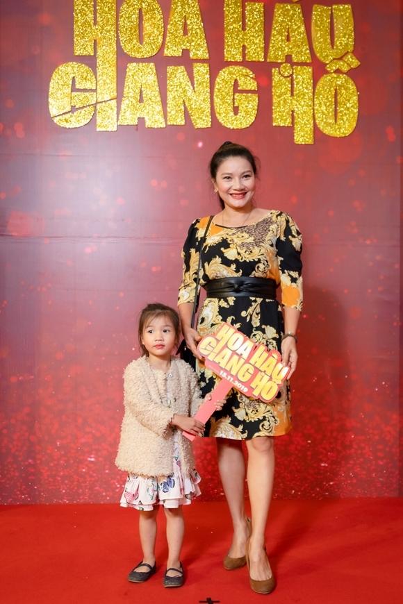Dàn sao Việt dự ra mắt phim Hoa hậu giang hồ - 7