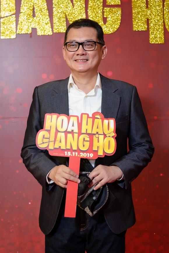 Dàn sao Việt dự ra mắt phim Hoa hậu giang hồ - 8