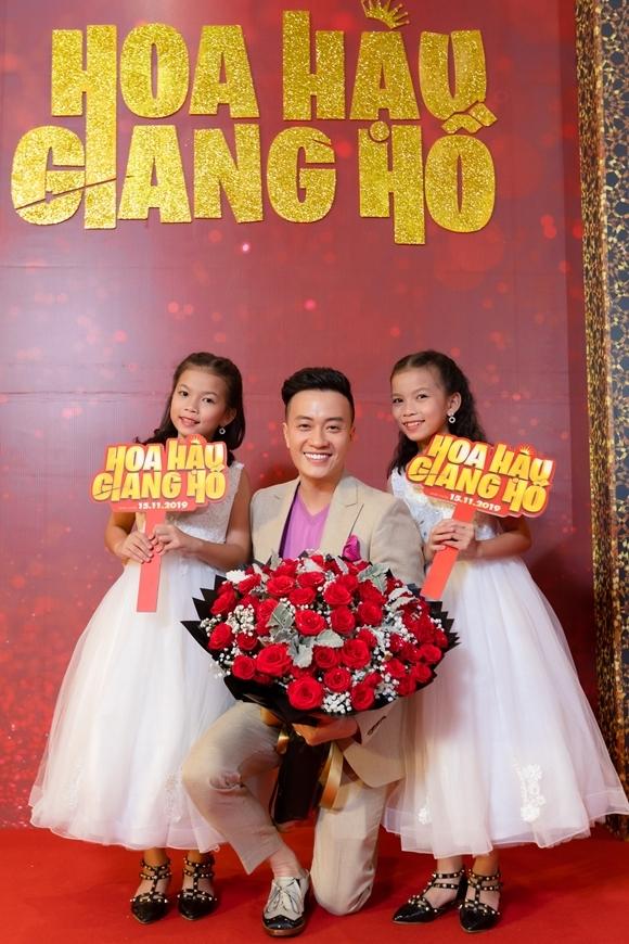 Dàn sao Việt dự ra mắt phim Hoa hậu giang hồ - 9