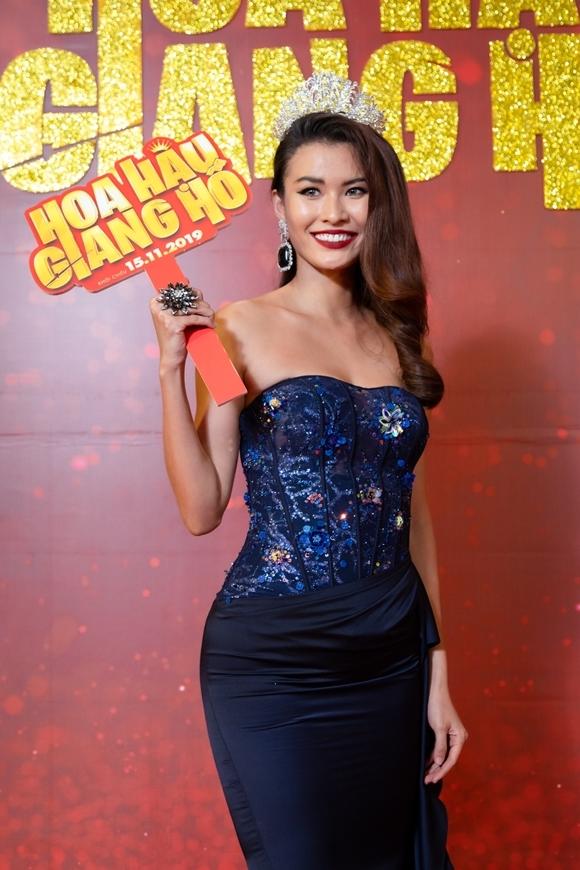 Cao Thiên Trang đóng vai phản diện chính của phim - một cô siêu mẫu mang tham vọng làm Hoa hậu, luôn đố kỵ và lập mưu hãm hại hai chị em Lá và Mây do Minh Tú đóng.