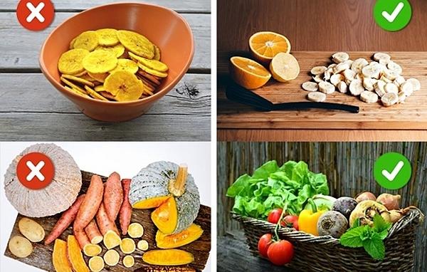 Làn da thể hiện chính xác những gì bạn nạp vào cơ thể, vì vậy, hãy ăn uống lành mạnh để da luôn mịn màng.