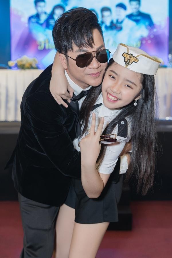 Ca sĩ Quách Tuấn Du hy vọng cô bé cân bằng việc học chính khóa đểtham gia nghệ thuật.