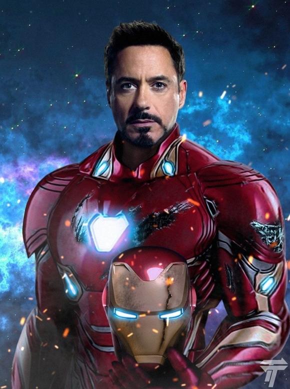 Vai diễn IronMan giúp Robert Downey Jr. lấy lại sự nghiệp.
