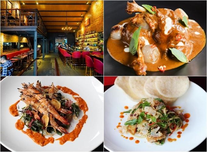 Địa chỉ cuối tuần: 3 nhà hàng ngoại đồ ngon giá chuẩn ở Sài Gòn - 1