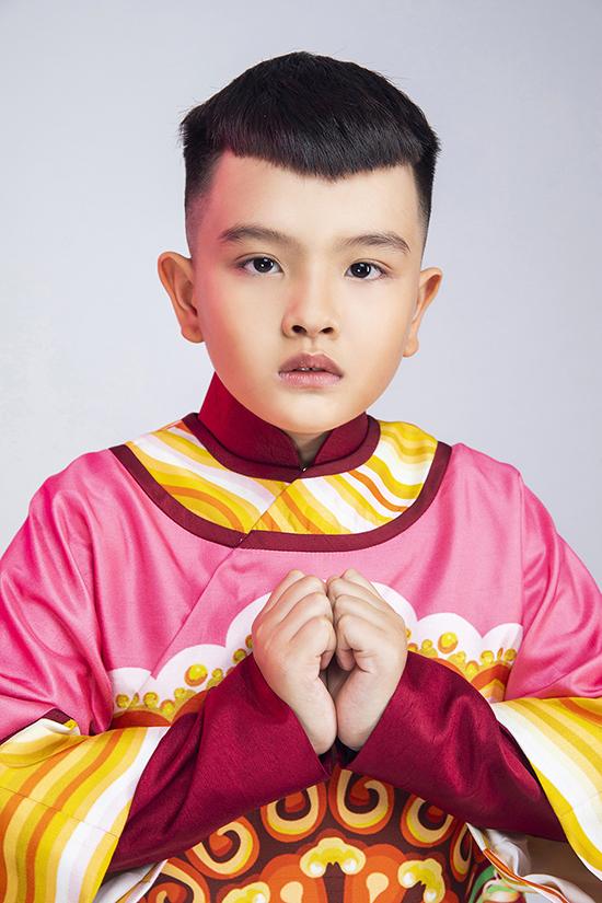 Tham gia Asian Kids Fashion Week từ những mùa đầu vì thế cậu bé rất háo hức khi tham gia casting ở chương trình năm nay.