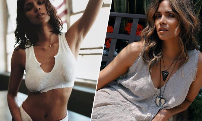 Halle Berry ăn Keto giữ eo không chút mỡ thừa