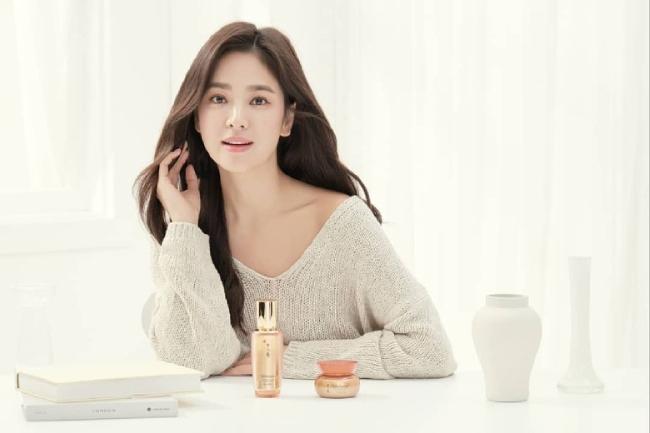 Song Hye Kyo hiện độc thân.
