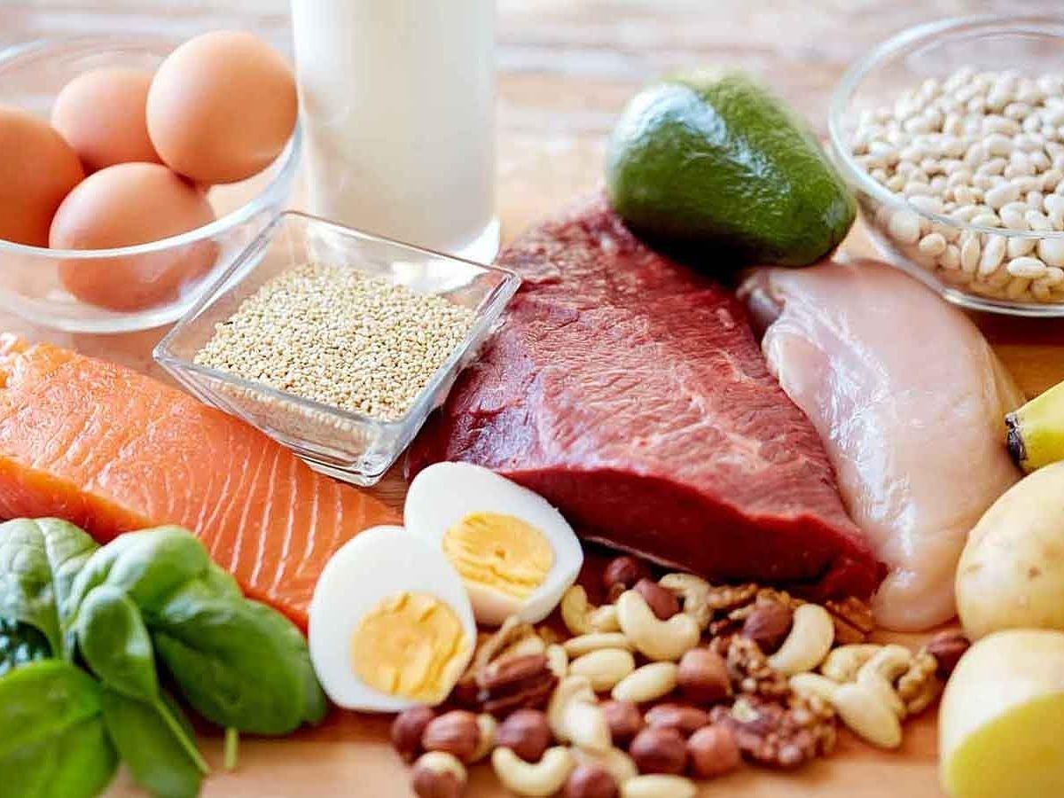 Thực phẩm giàu biotin, giúp da đẹp tóc khỏe