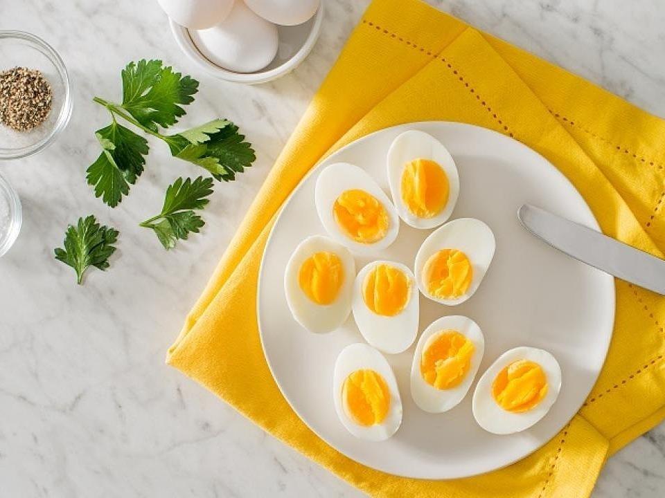 12 gợi ý bữa phụ giàu protein, nhanh no bụng
