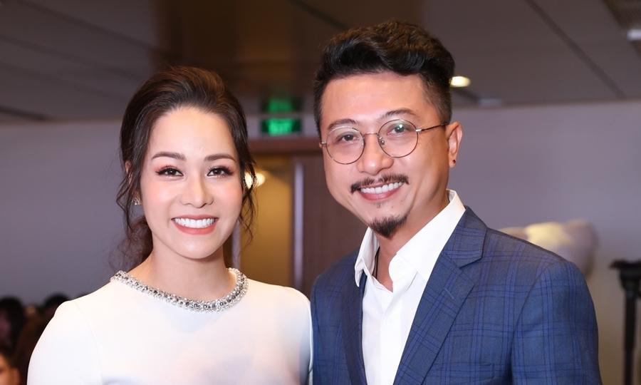 Nhật Kim Anh xuất hiện sau cáo buộc bị chồng cũ đánh