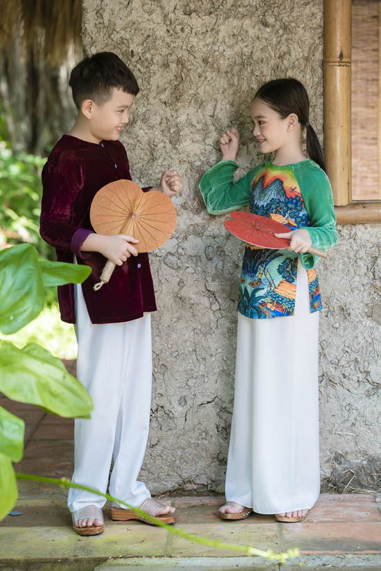 HHen Niê mặc áo bà ba Thuận Việt - 7