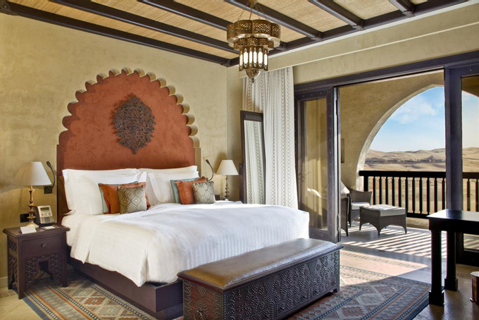 Khách sạn giữa sa mạc trong chuyến đi Dubai của nhà Minh Nhựa - 11