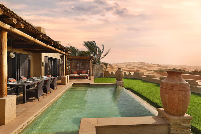 Khách sạn giữa sa mạc trong chuyến đi Dubai của nhà Minh Nhựa - 10