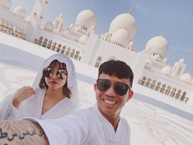 Khách sạn giữa sa mạc trong chuyến đi Dubai của nhà Minh Nhựa - 3