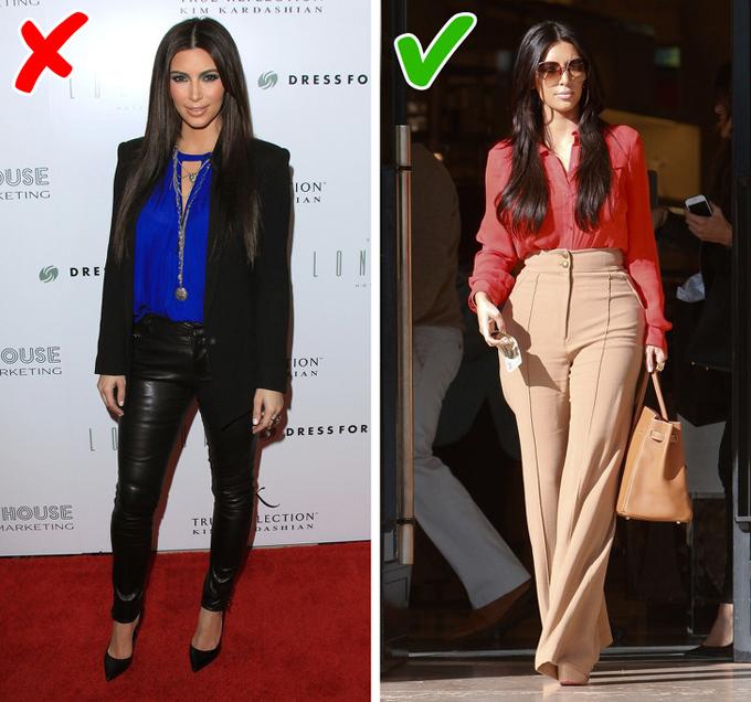 9 bí quyết mặc đồ giúp kéo dài đôi chân - 1