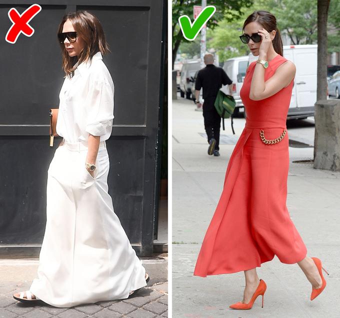 9 bí quyết mặc đồ giúp kéo dài đôi chân - 3