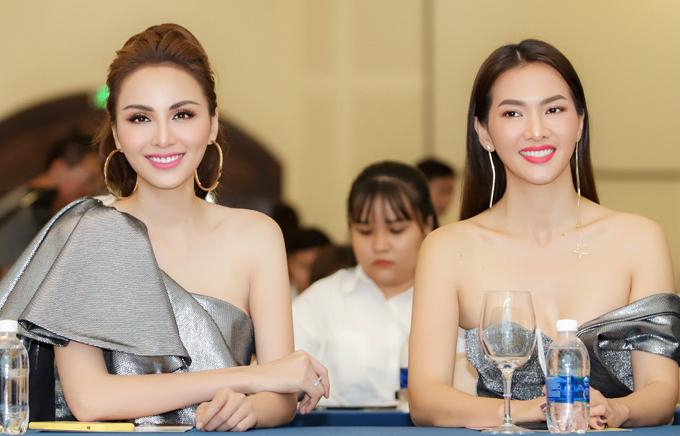 Hoa hậu Thế giới người Việt 2010 đánh giá thí sinh Hoa khôi du lịch Đồng Nai nhan sắc đồng đều, kỹ năng trình diễn tốt.