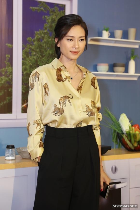 Nhà sản xuất - đạo diễn - diễn viên Ngô Thanh Vân tới chúc mừng tác phẩm mới của học trò Isaac.