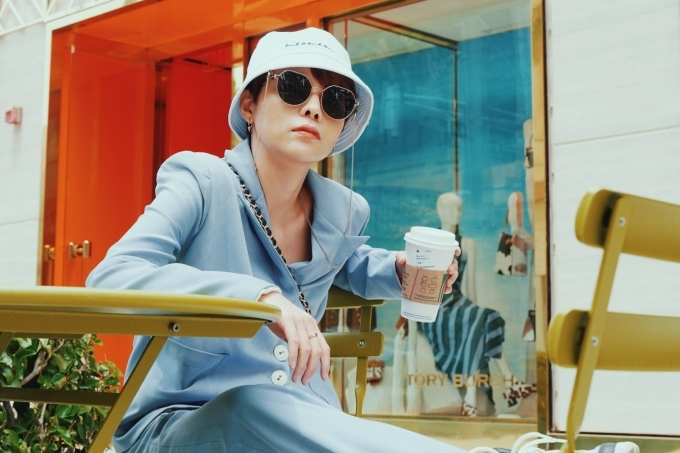 Sau khi trở về Việt Nam, cô tất bật chuẩn bị ra mắt album Inner Me vào ngày 30/11.