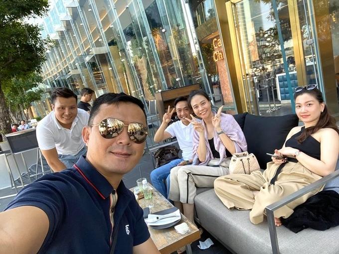 Cường Đô La Đàm Thu Trang đi Bangkok - 3