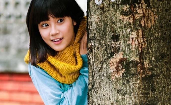Hoàng Yến Chibi giành giải Nữ diễn viên chính xuất sắc nhờ vai Hiểu Phương ngây thơ trong Tháng năm rực rỡ.