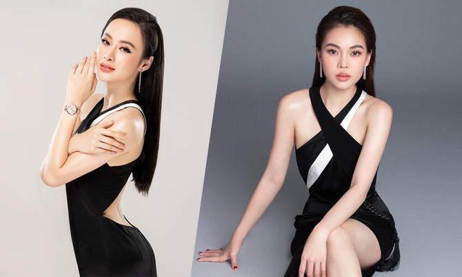 Angela Phương Trinh 'đụng váy' với loạt mỹ nhân