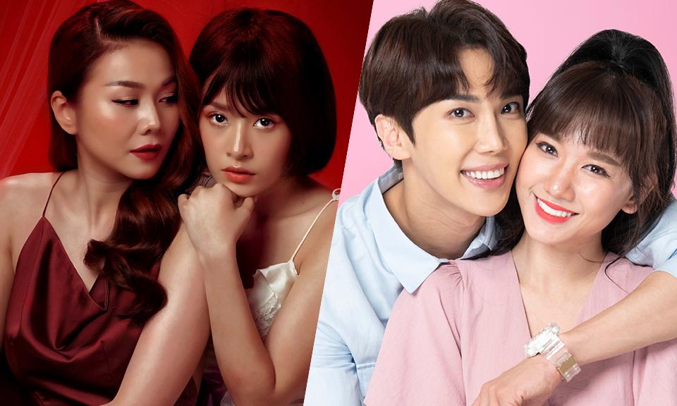 Hari Won 'đối đầu' Thanh Hằng, Chi Pu mùa phim cuối năm