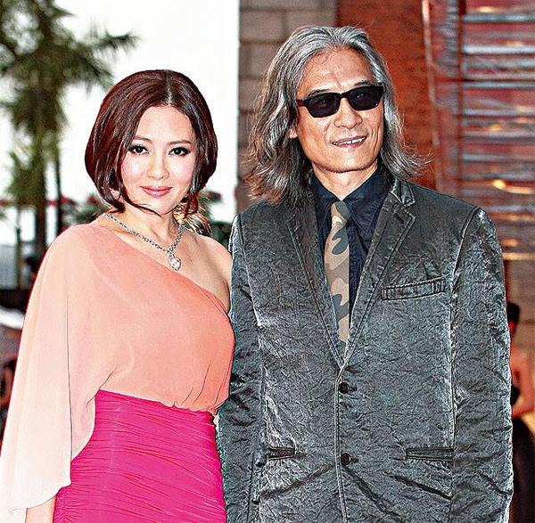 Lý Lệ Trân và Phan Nguyên Lương.