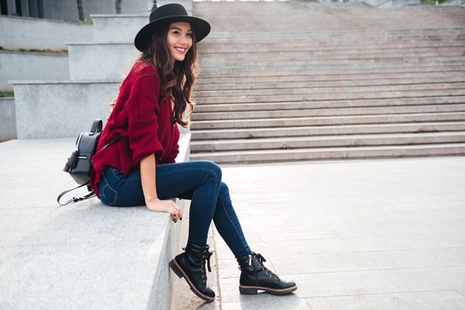 5 bí quyết cơ bản để mặc đẹp - 2