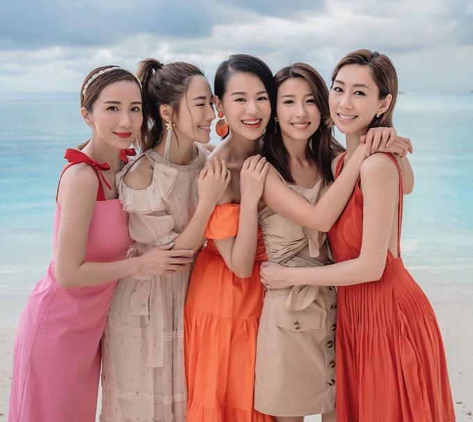 Hội chị em TVB chọn resort cao cấp ở Maldives - 7
