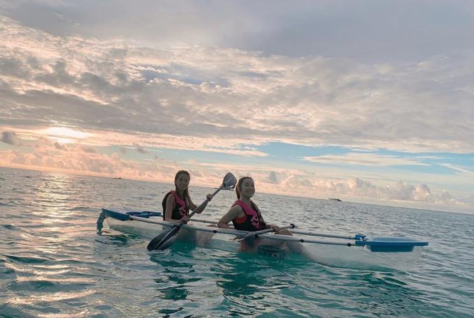 Hội chị em TVB chọn resort cao cấp ở Maldives - 6