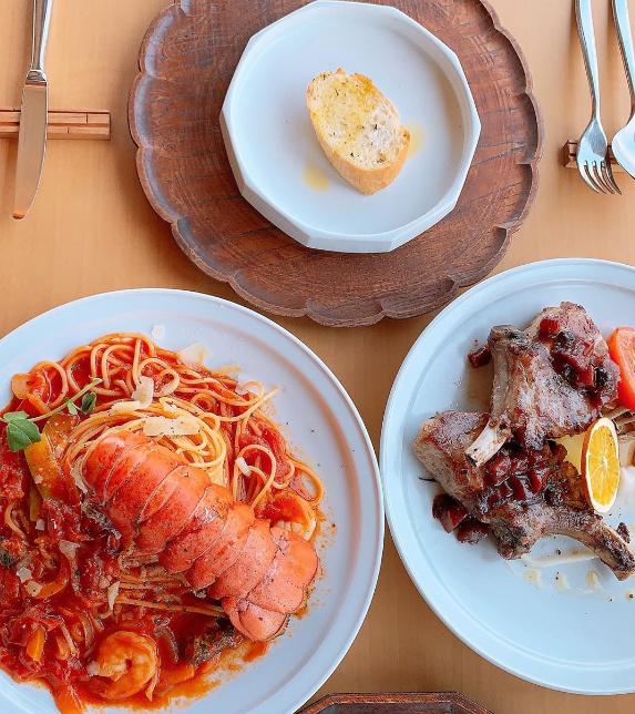 Nhà hàng view đẹp Hari giới thiệu trong show Hàn - 3
