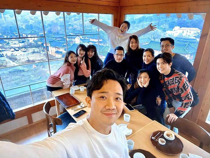 Nhà hàng view đẹp Hari giới thiệu trong show Hàn - 11